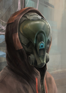 hooded_robot